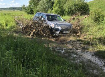 Lexus GX 460: Не надо мне вашего «двухсотика»!