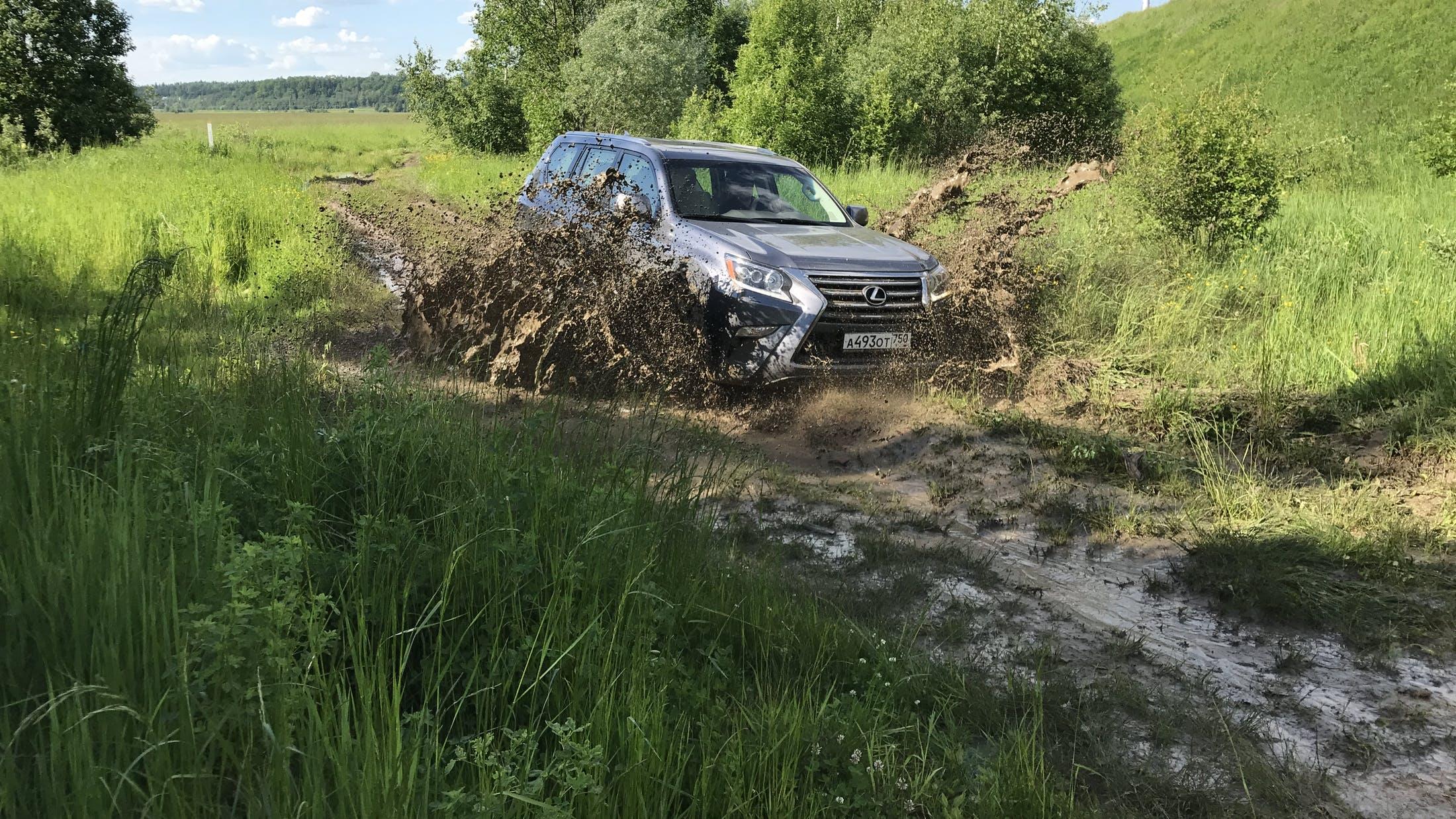 Lexus GX 460 2016