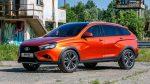 Новая модель Lada Vesta SW Cross поступит в продажу осенью