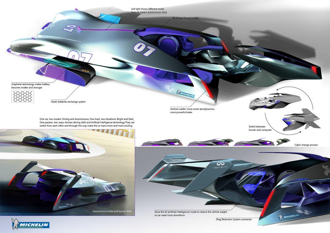 Infiniti Le Mans 2030
