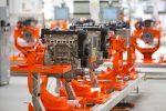 Рост уровня локализации двигателя Ford достиг 78%