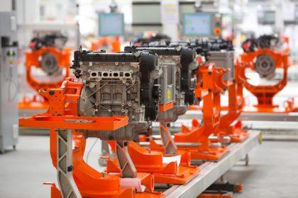 Локализация двигателя Ford