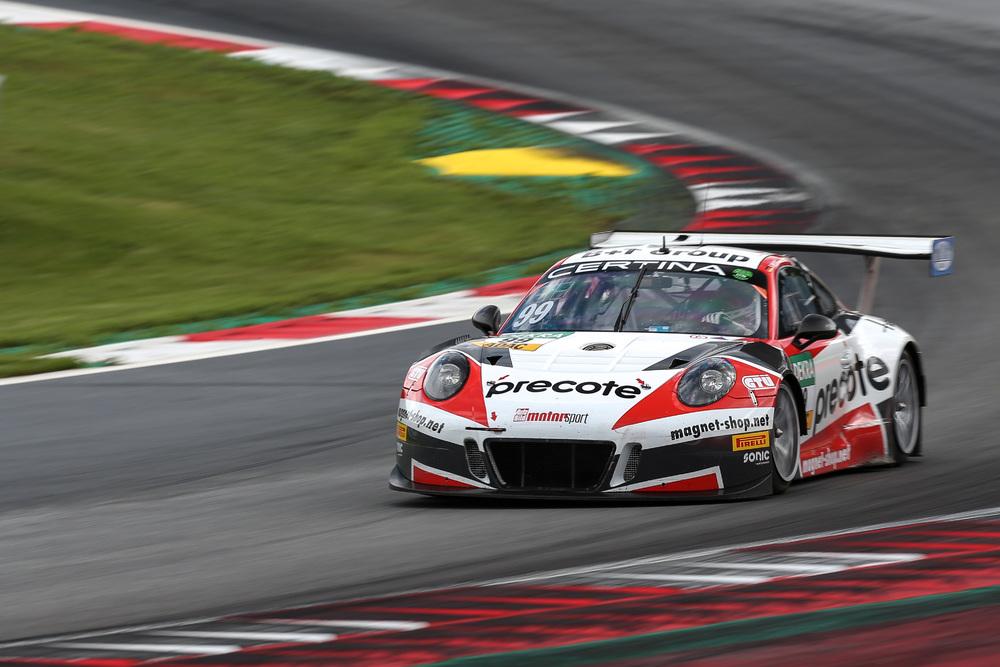 Porsche 911 GT3 R: Herberth Motorsport