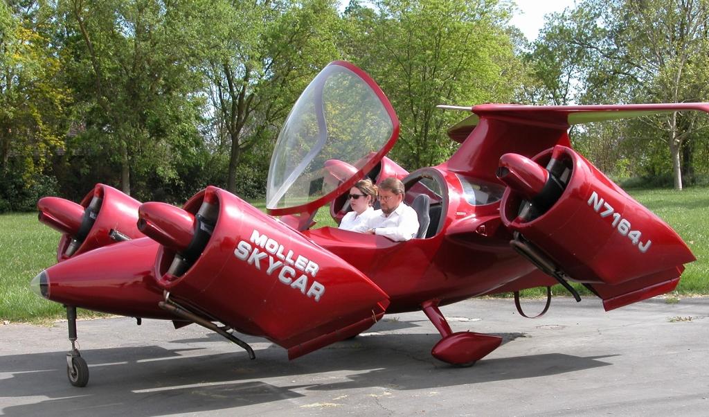 M400 Skycar 1