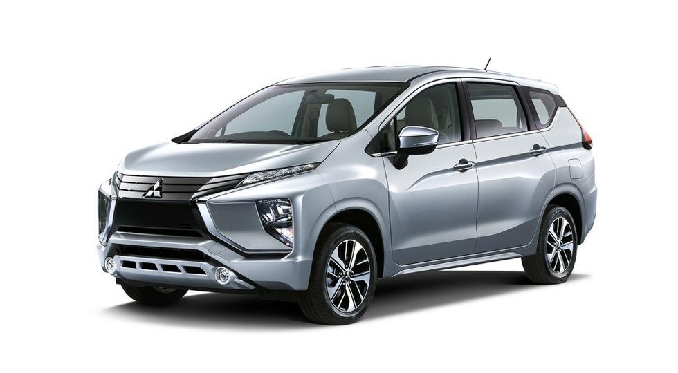 Mitsubishi в кузове MPV