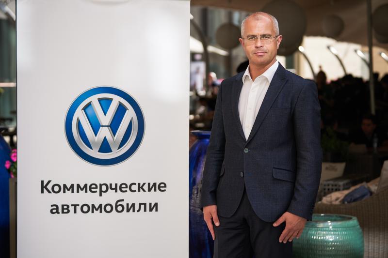 Михаил Семенихин руководитель марки Volkswagen