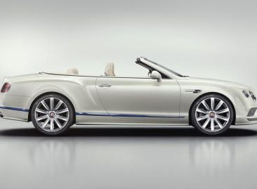Bentley Continental GT Convertible – идея, навеянная яхтингом