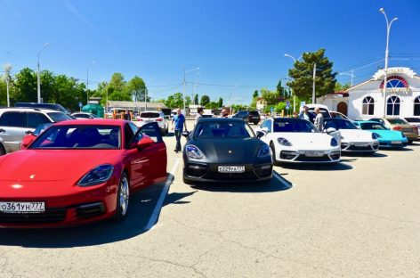 Porsche Panamera — спорткар для академика