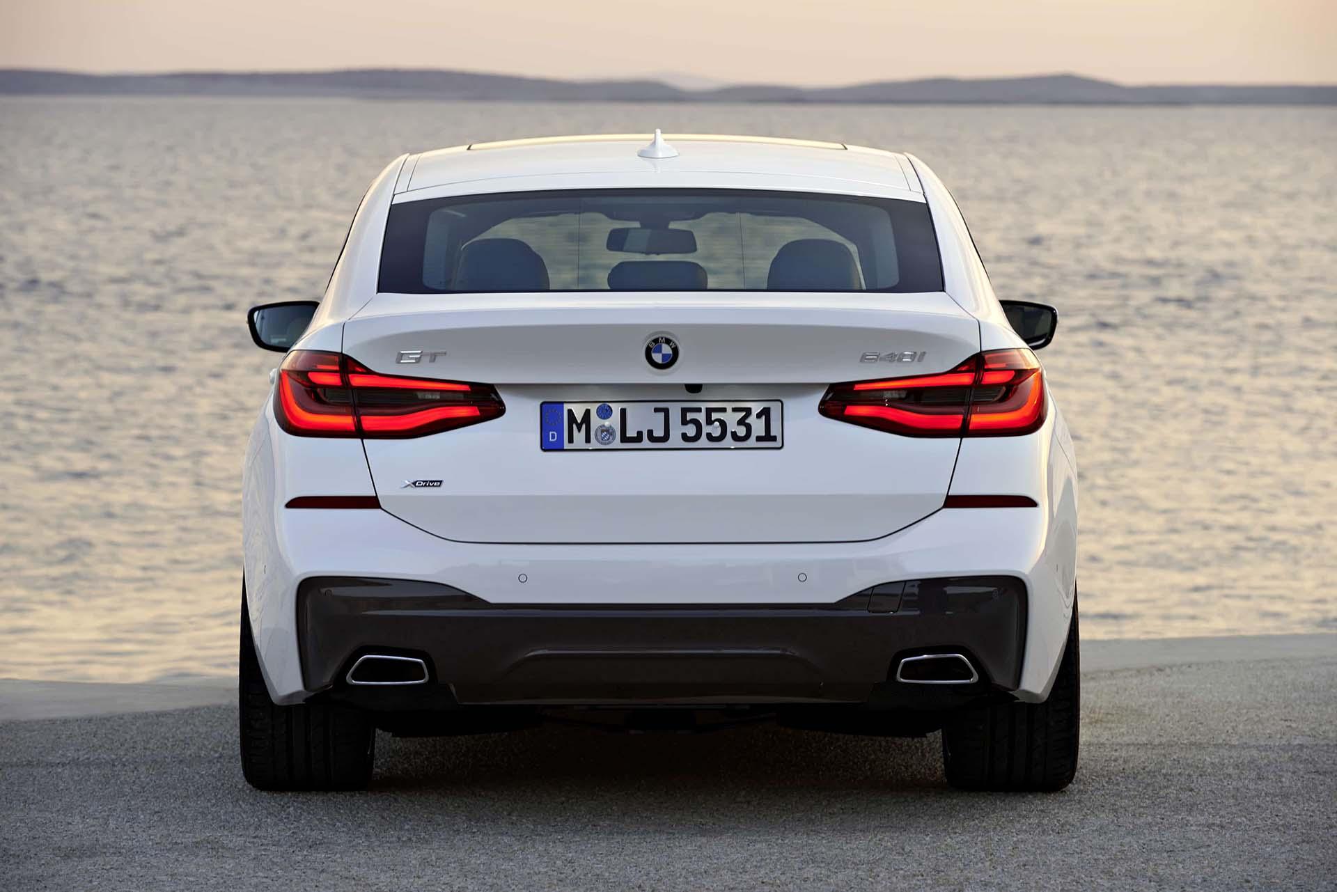 BMW 6 серии 2017 г.