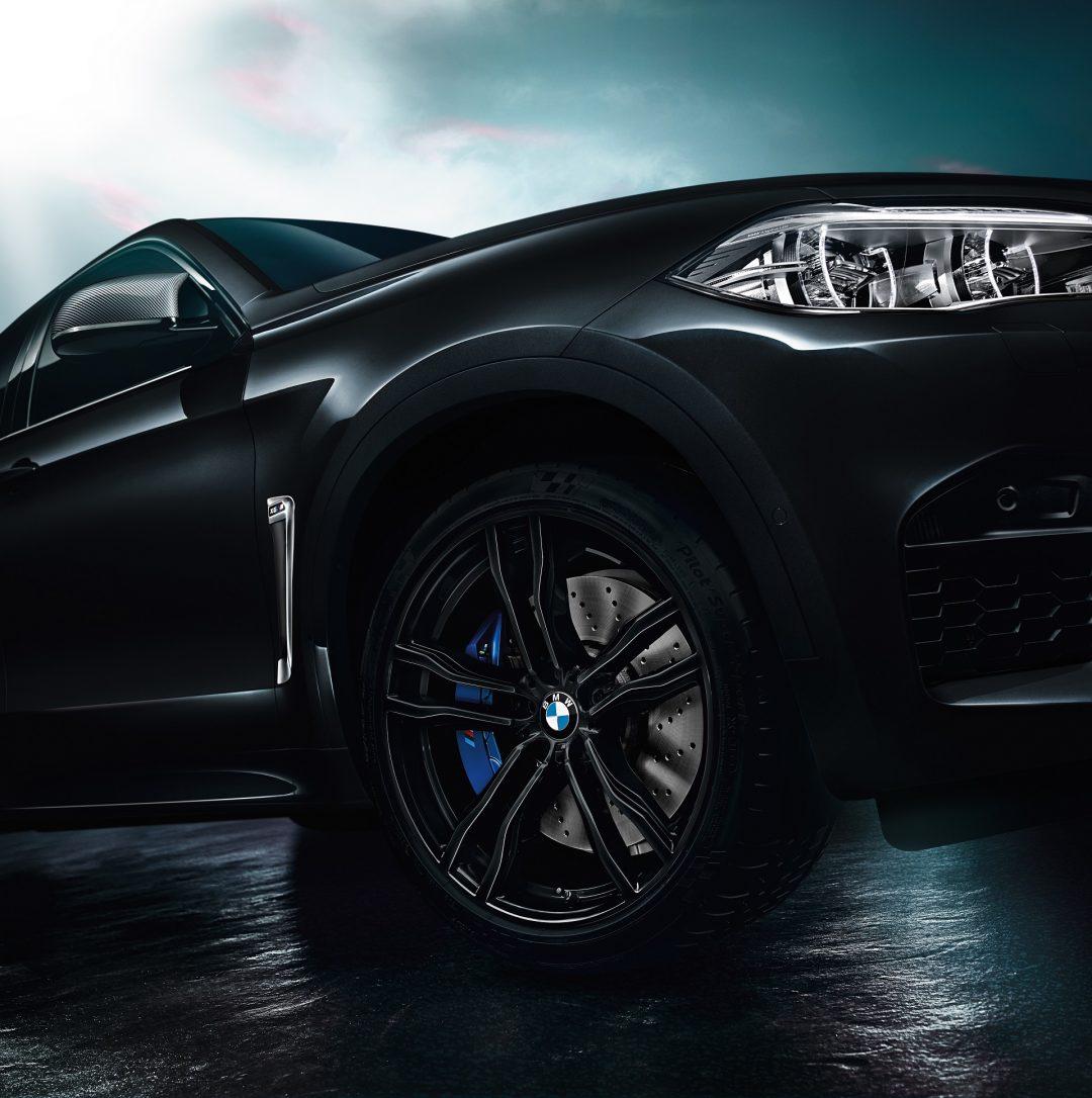 BMW X5 M X6 M The Black Fire Edition