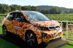 BMW i3 «Спагетти-кар» продан на аукционе на звездном гала-ужине Фонда Леонардо Ди Каприо