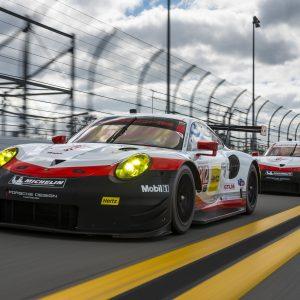 В 2018 году Porsche вновь поборется за чемпионский титул