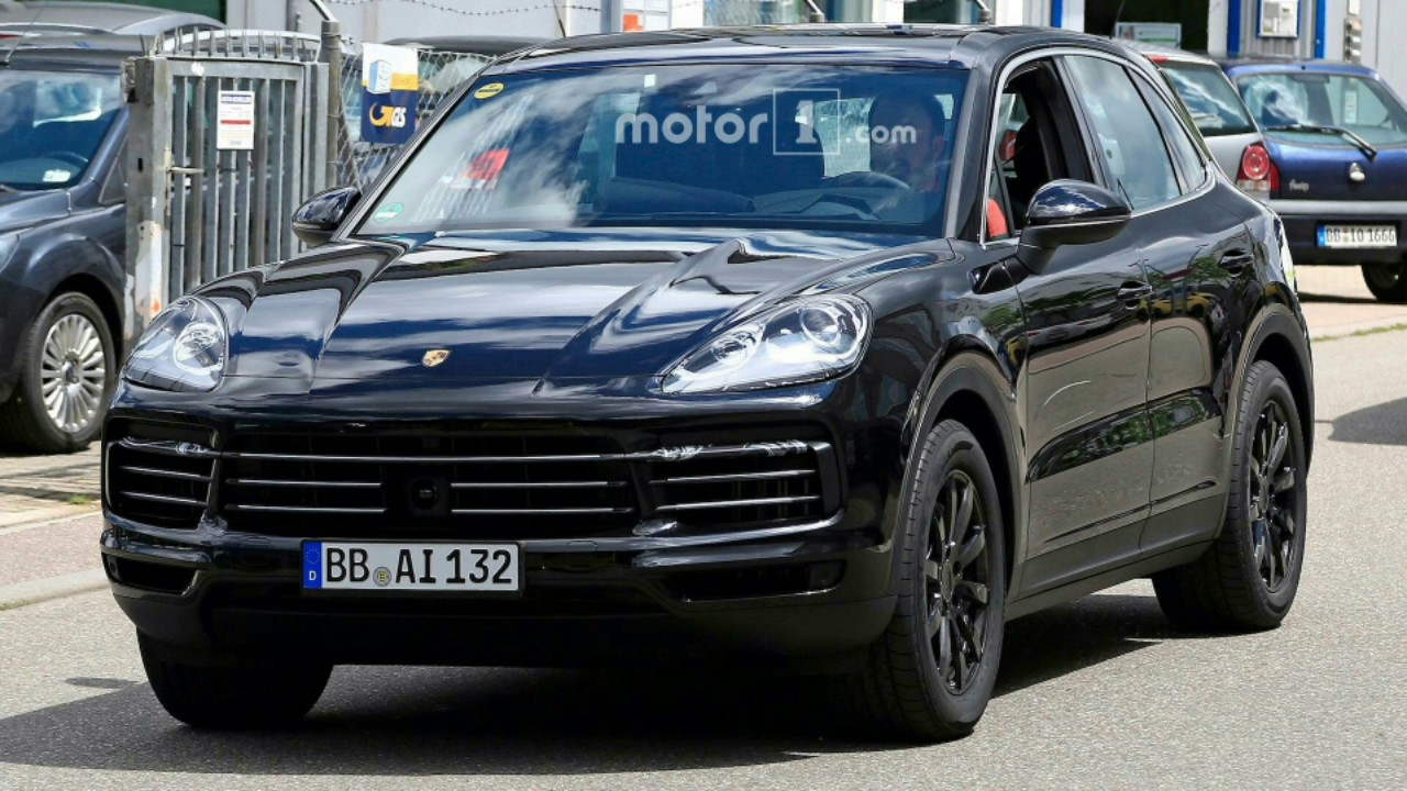 Porsche Cayenne 4