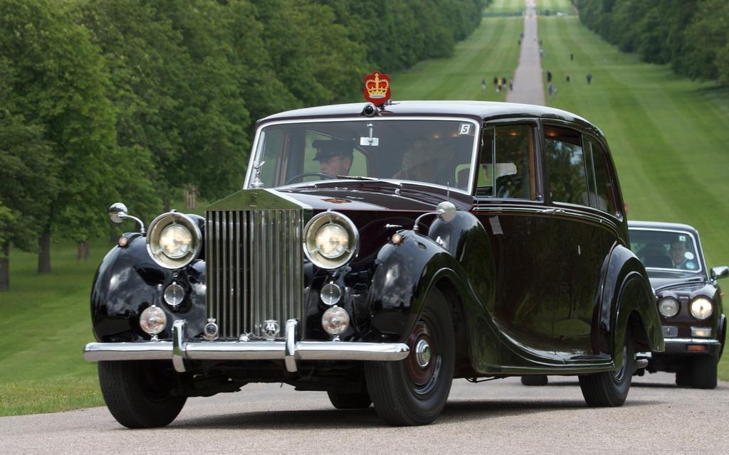 Rolls-Royce Phantom IV State