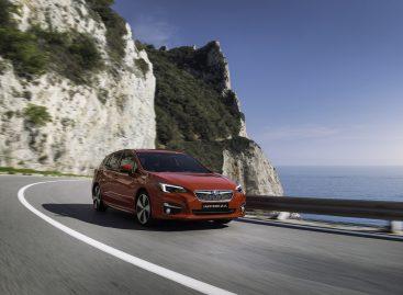 Премьера нового поколения Subaru Impreza