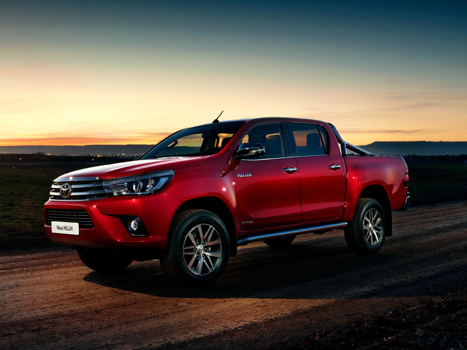 Toyota-HiLux Pickup 2017