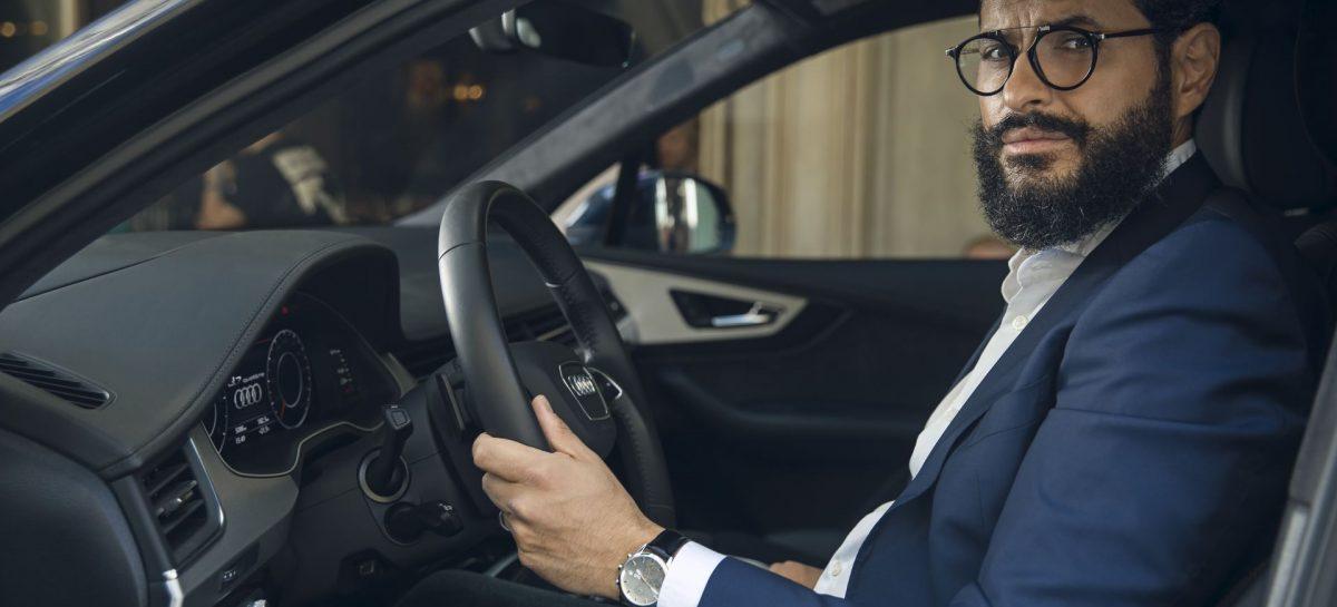 Шеф Uilliam's – новое лицо Audi в России