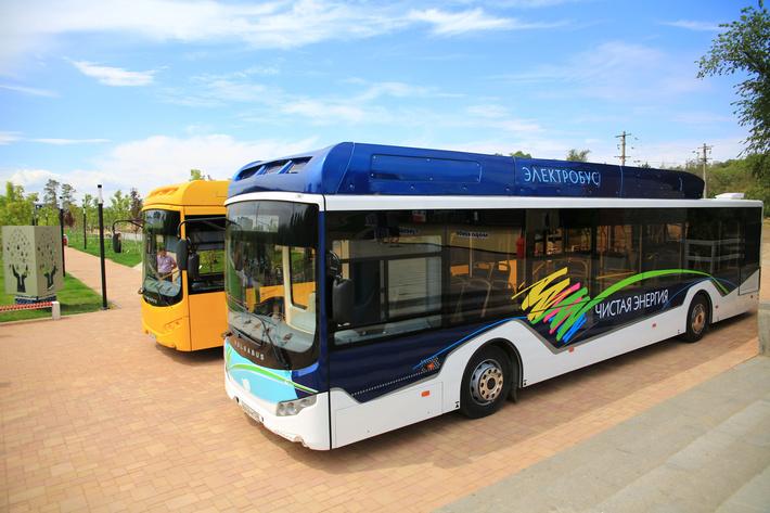Volgabus электроавтобусы