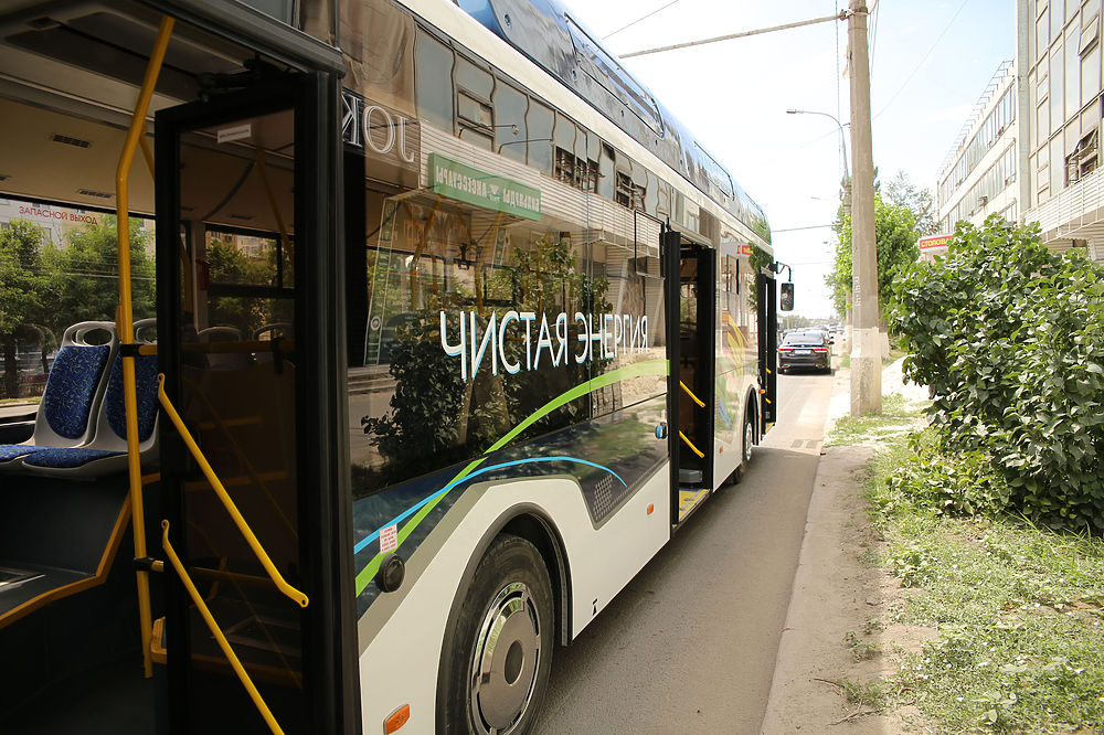 Volgabus СитиРитм-12Е