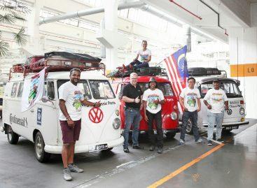 Bulli путешествие из Малайзии в Ганновер