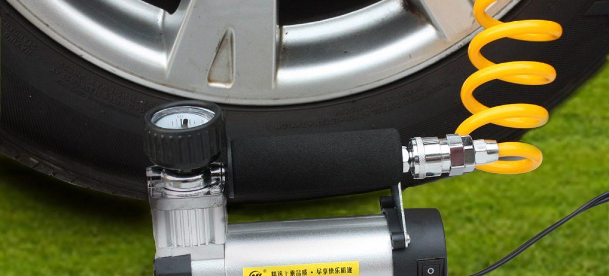 Основные характеристики автомобильного компрессора