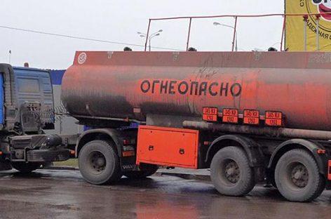 Казахстан запретит ввоз бензина из России