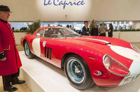 Опубликован топ-10 самых дорогих авто, проданных с молотка