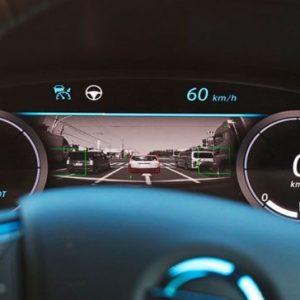 Автономное вождение одним нажатием кнопки