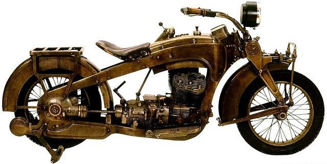 первая модель мотоцикла ИЖ-1