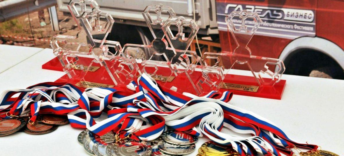 Студенты Политеха со своим беспилотным KIA Ceed выиграли РобоКросс-2017