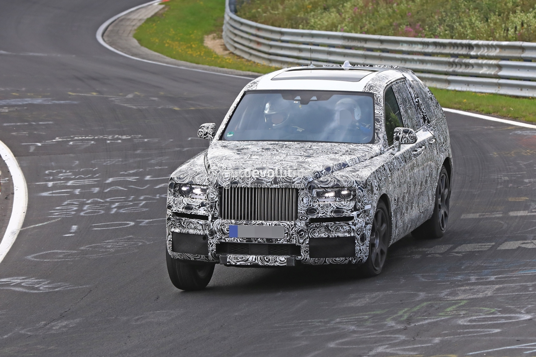 Rolls-Royce кроссовер