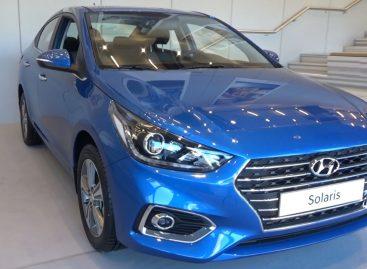 Hyundai Solaris вдвое дешевле