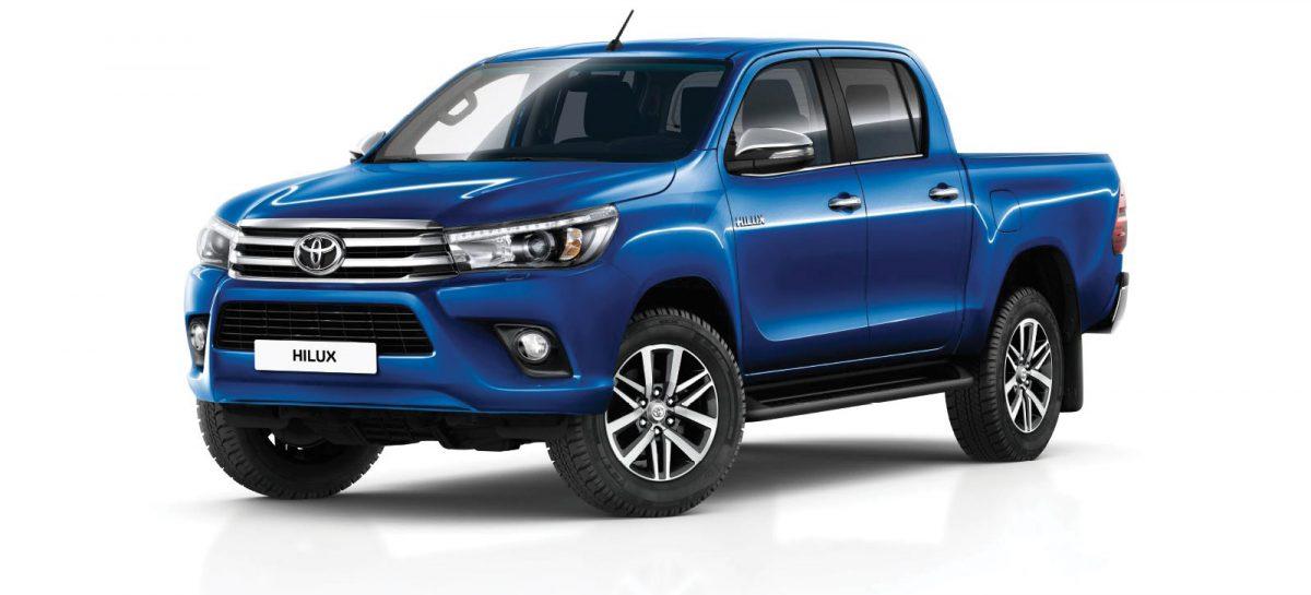 Toyota Hilux в первом полугодии сохранил звание лидера в сегменте пикапов