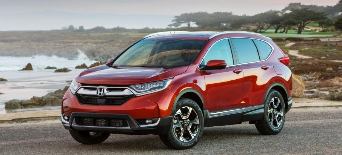 Новый Honda CR-V появился у российских дилеров