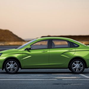 Оборот с продаж машин «Лада» превысил 54 млрд рублей