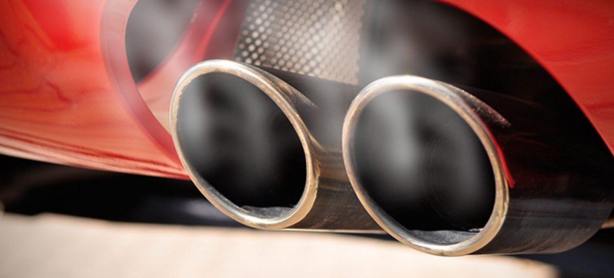 Бензиновым авто могут запретить въезд в крупные российские города