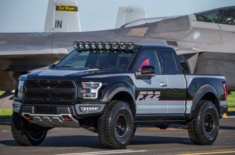 «Авиационный» пикап Ford продали за 300 тысяч долларов