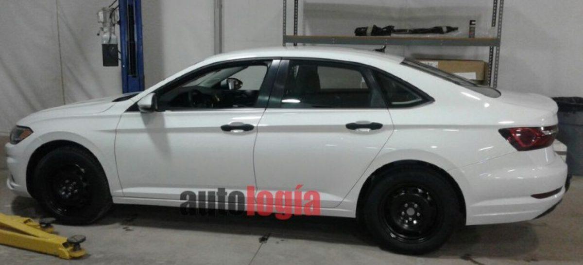 Новый Volkswagen Jetta рассекретили в сети