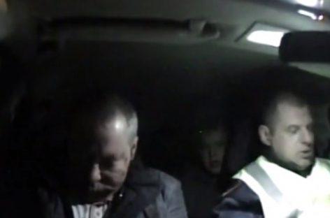 Пьяный судья уволил гаишников