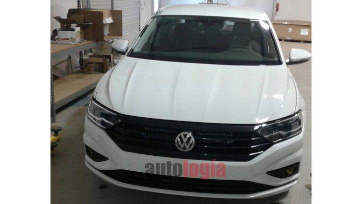 new VW JETTA 2017