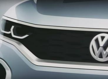 Volkswagen назвал дату премьеры нового кроссовера T-Roc