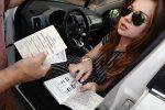 Бланков международных прав не хватает на всех водителей
