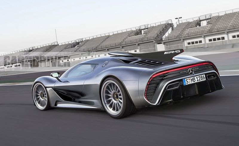 Mercedes-Benz Project One.