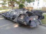 Америка удивляет: Бэтмобиль из Toyota Camry