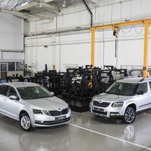 Škoda определилась где будут производить российский Kodiaq