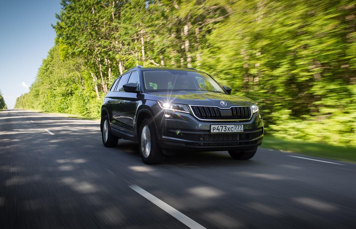 С запуском модели марка начинает масштабную кампанию по расширению сегмента SUV.