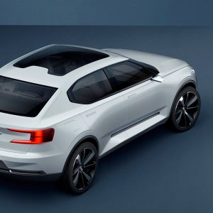Volvo придумала название для нового автомобиля