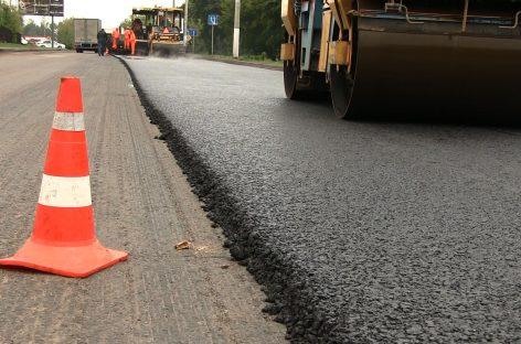 Запущена онлайн-карта отремонтированных за счет «Платона» дорог