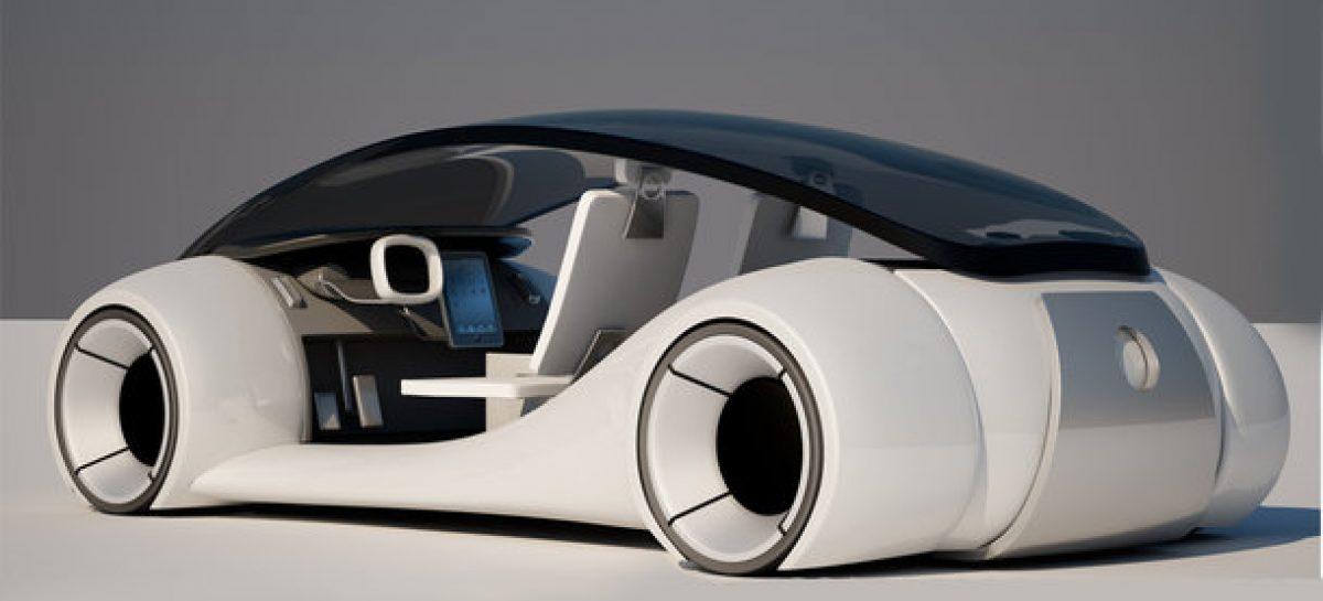 Apple сделает беспилотный шаттл