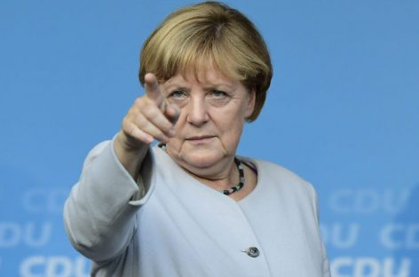 Меркель выступила против запрета дизельных автомобилей
